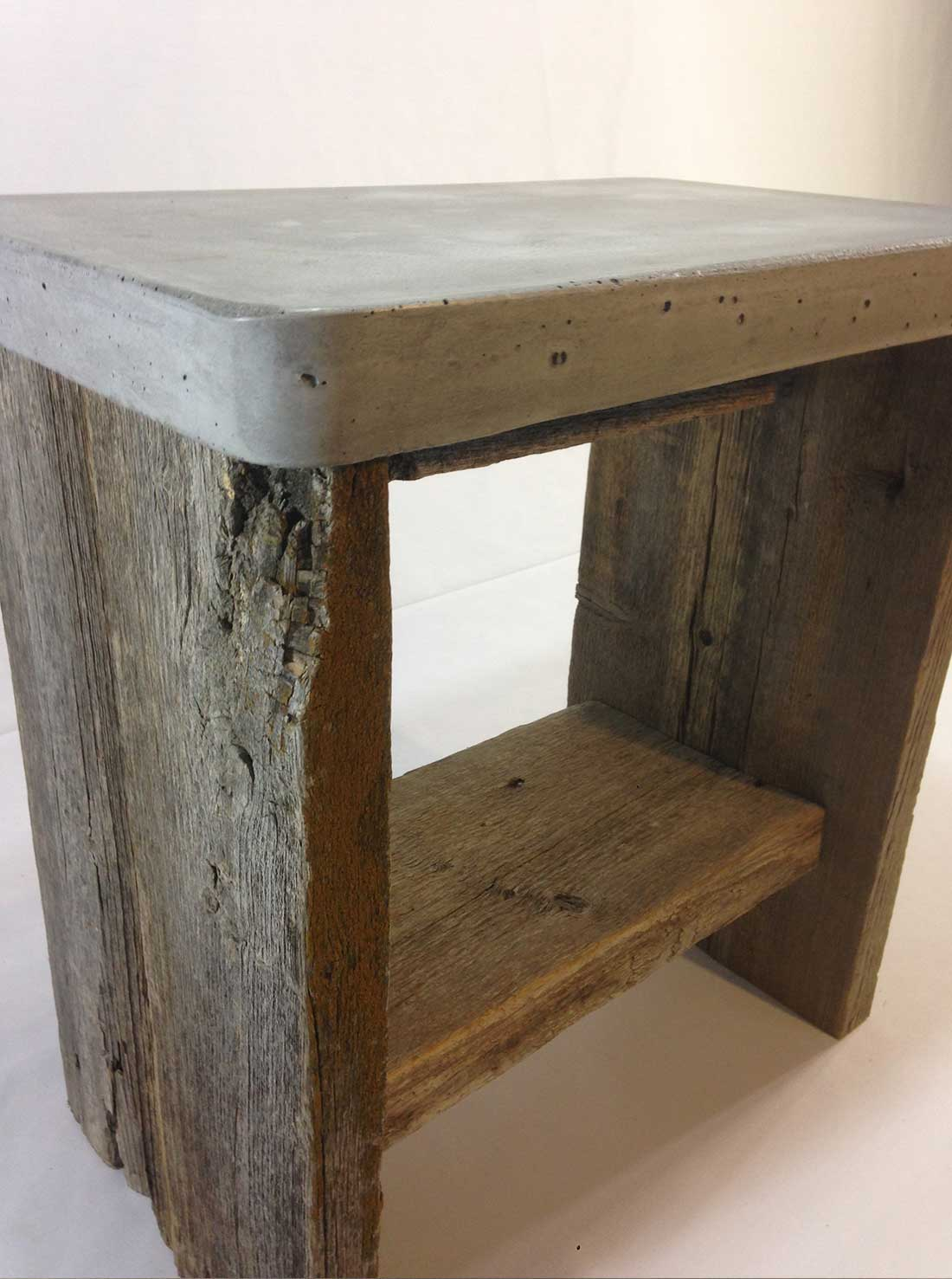 concrete and wood furniture. PreviousNext Concrete And Wood Furniture E